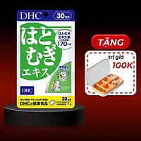 Viên uống Trắng da DHC Adlay Extract Nhật Bản + Tặng Kèm Hộp Chia Thuốc