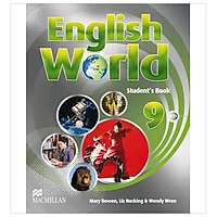 English World Student's Book Level 9