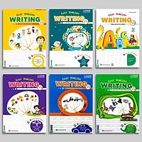 "Bộ 6 cuốn tập viết ""Easy English Writing For Kid"" TV"