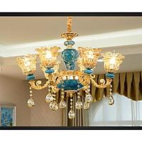 Đèn chùm - đèn trần trang trí CX300 hiện đại phong cách Châu Âu