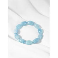 Vòng lu thống đá hải lam ngọc Ngọc Quý Gemstones