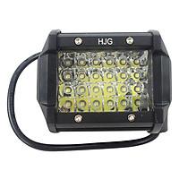 Đèn Pha LED C6 24 Bóng Trợ Sáng Dành Cho Xe Máy