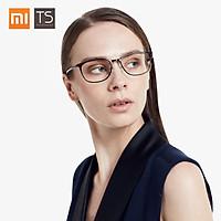 TS Eye Glasses Frame Optical Eyewear Frames Lightweight Fashionable Spectacles for Students Women Men FU 001 Oval Frame
