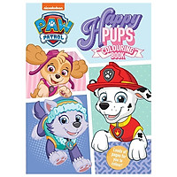 Paw Patrol Happy Pups Colouring Book