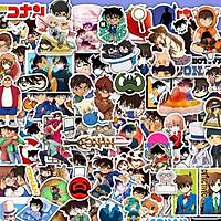 Set 50 Hình Conan | Sticker Chống Nước , Sticker Dán Điện Thoại , Sticker Dán Laptop