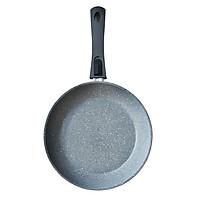 Chảo chống dính vân đá đáy từ đa năng 2 trong 1 Green Cook mẫu mới cán liền-hàng chính hãng