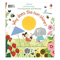 Usborne Lift-The-Flap First Questions And Answers: Why Does The Sun Shine?