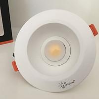 Đèn LED Downlight GST3B công suất 6W GS Lighting ánh sáng vàng 3000k