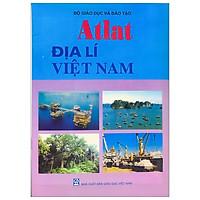 Atlat Địa Lí Việt Nam - 2020