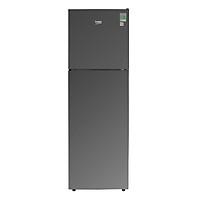 Tủ Lạnh Inverter Beko RDNT270I50VWB (241L) (Đen) - Hàng chính hãng