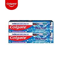 Bộ 2 Kem đánh răng Colgate Maxfresh GenZ phiên bản giới hạn