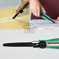 dao rọc thùng carton, giấy loại đầu tròn cao cấp CANARY phổ biến