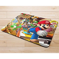 Miếng lót chuột mẫu Mario rượt đuổi