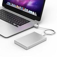 Box ổ cứng 2.5 inch SATA USB3.0 2518S3 vỏ nhôm cao cấp 1.5mm