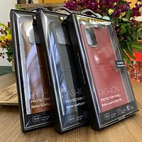 Ốp lưng da SamSung Galaxy A71 G-case chứa thẻ - Hàng chính hãng