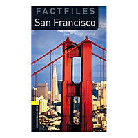 Oxford Bookworms Library (3 Ed.) 1: San Francisco Factfile Audio CD Pack