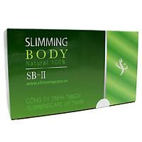 Bộ Ủ Nóng Tan Mỡ SLIMMING BODY 2 Giảm Mỡ Bụng - Đùi Hiệu Quả