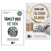 Combo 2 cuốn kỹ năng: Tâm Lý Học Về Tiền + Chiến Lược Tài Chính Cá Nhân