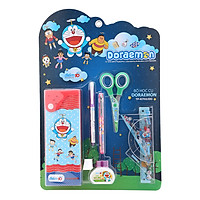 Bộ Học Cụ Doraemon Thiên Long TP-Kit03/Do