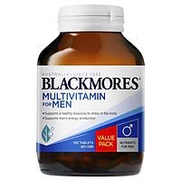 Viên Uống Vitamin Blackmores Multivitamin for Men 150 Tablets Exclusive