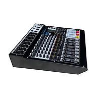 Mixer 8 line tích hợp echo và REVEB  MX - 806EQ  BellPlus (hàng chính hãng)