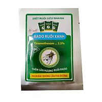 Đặc trị ruồi RADO - hiệu quả kéo dài 3 tháng gói 10g