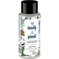 Dầu Xả Tóc Bồng Bềnh Love Beauty And Planet Volume and Bounty 400ml
