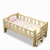 Giường ngủ gỗ cho bé