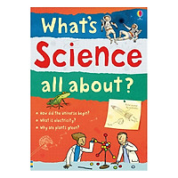 Sách tiếng Anh - Usborne What's Science all about?