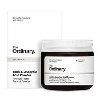 Bột Vitamin C 100% The Ordinary L-Ascorbic Acid Powder 20g