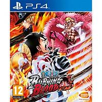 Đĩa game Ps4: One Piece Burning Blood - Hàng nhập khẩu