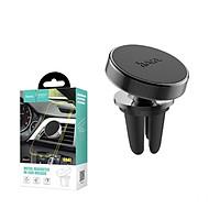 Giá đỡ điện thoại HOCO CA47 cửa gió thanh điều hòa trên ô tô xoay 360 độ - đế hít nam châm từ điện thoại trên xe hơi - kẹp điện thoại oto chính hãng