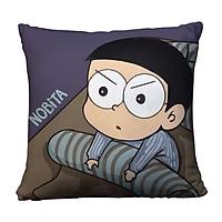 Gối Vuông Nobita Tỉnh Giấc GVMA305 (36 x 36 cm)