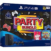 Máy chơi game PS4 Pro Party CUH-7218B PTY - Hàng Chính Hãng