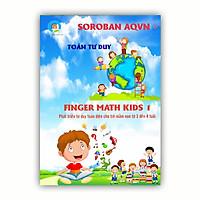 sách rèn luyện finger math kids