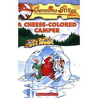 Geronimo Stilton A Cheese Colored Camper (No. 16)