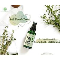 Tinh dầu xịt thư giãn – 14S Fresh Zone