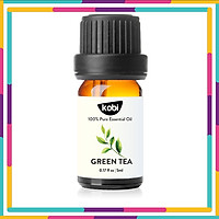 Tinh dầu Trà Xanh Kobi Green Tea Giúp Chăm Sóc Da, Thanh Lọc Không Khí Hiệu Quả