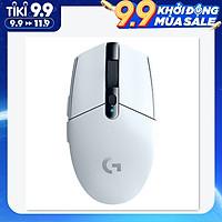 Logitech G304 Wireless Gaming Mouse Lightweight Ergonomic Mice with LIGHTSPEED Wireless Technology HERO Sensor 12000DPI