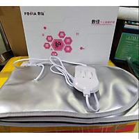 Đai quấn nóng kết hợp rung massage 3 cấp độ, dùng trong giảm béo
