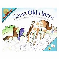 Mathstart L2:Same Old Horse