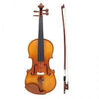 Đàn Violin Full Size 4/4 Gỗ Vân Sam iKayaa
