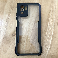 Ốp lưng cho Redmi Note 10 4G chống sốc Rzants - Hàng nhập khẩu - Lưng camo