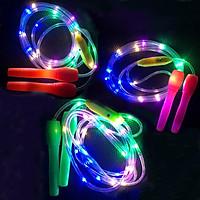 Children Skip Rope Colorful LED Light Flash Skipping Rope