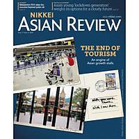 Nikkei Asian Review: The End of Tourism - 34.20 - Tạp chí kinh tế nước ngoài, August 31,2020