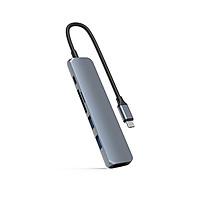 CỔNG CHUYỂN HYPERDRIVE BAR 6 IN 1 USB-C HUB FOR MACBOOK, PC & DEVICES - Hàng chính hãng