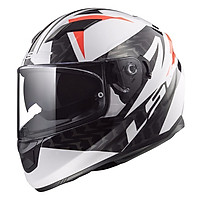 Mũ Bảo Hiểm FullFace LS2 STREAM FF320