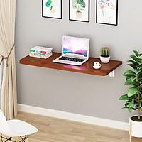 Bàn học, bàn để laptop treo tường BK2006, kích thước 80*40*3cm có chốt khóa an toàn, tùy chỉnh mở, gấp gọn khi không dùng giao màu ngẫu nhiên