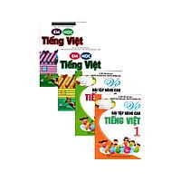 Combo Sách Tham Khảo Môn Tiếng Việt Lớp 1 Theo Chương Trình Tiểu Học Mới Định Hướng Phát Triển Năng Lực (4 Cuốn)