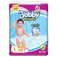 Tã Quần Bobby Ultra Jumbo Siêu Siêu Lớn L68 (Size...
